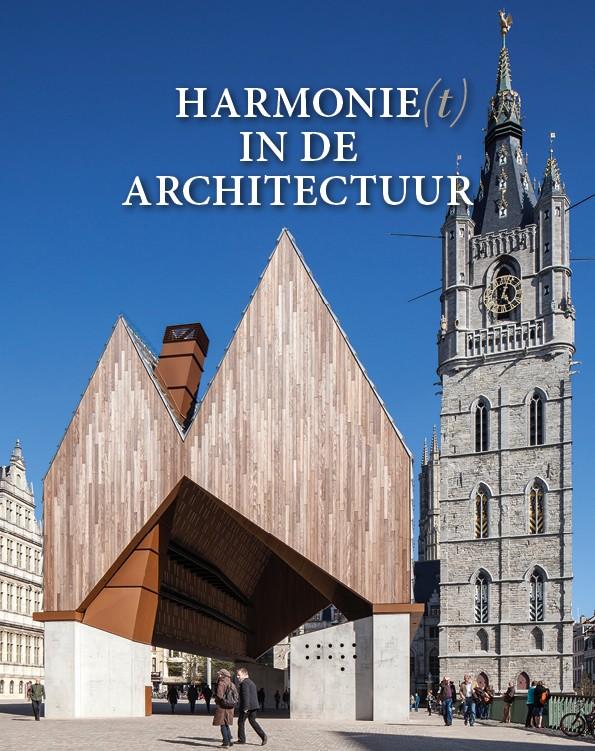 cover boek harmonie(t) in de architectuur