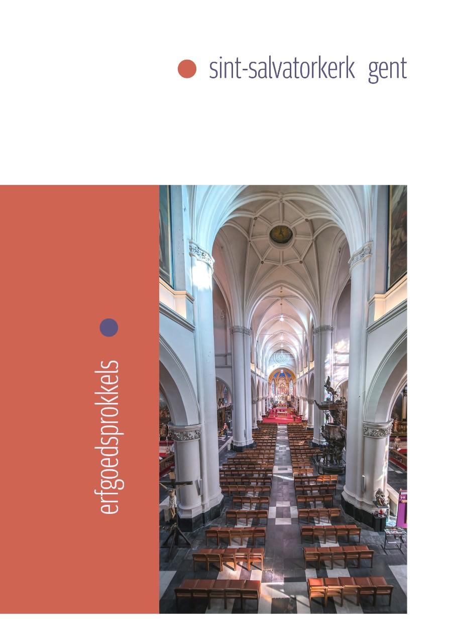 erfgoedsprokkel sint-salvatorkerk gent