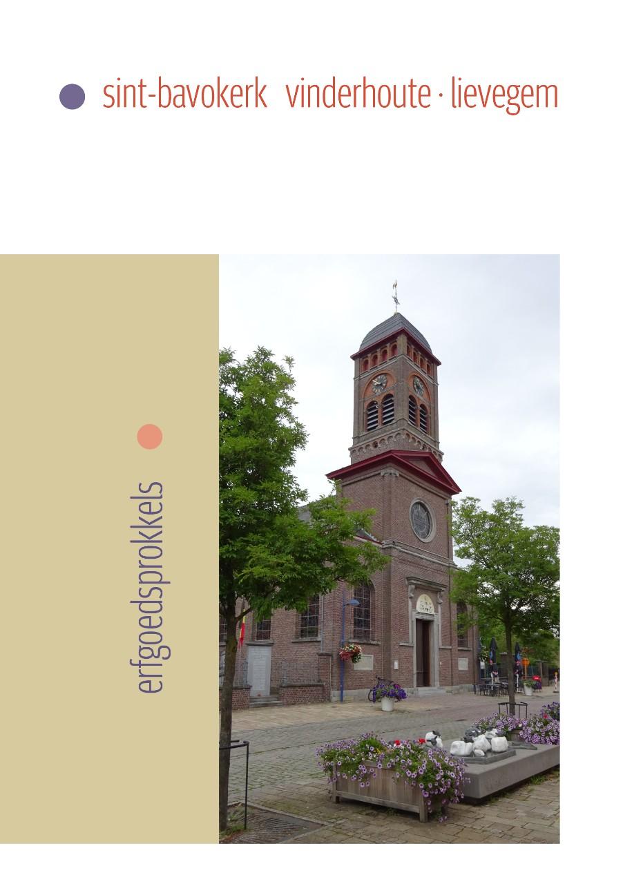 erfgoedsprokkel vinderhoute sint-bavokerk
