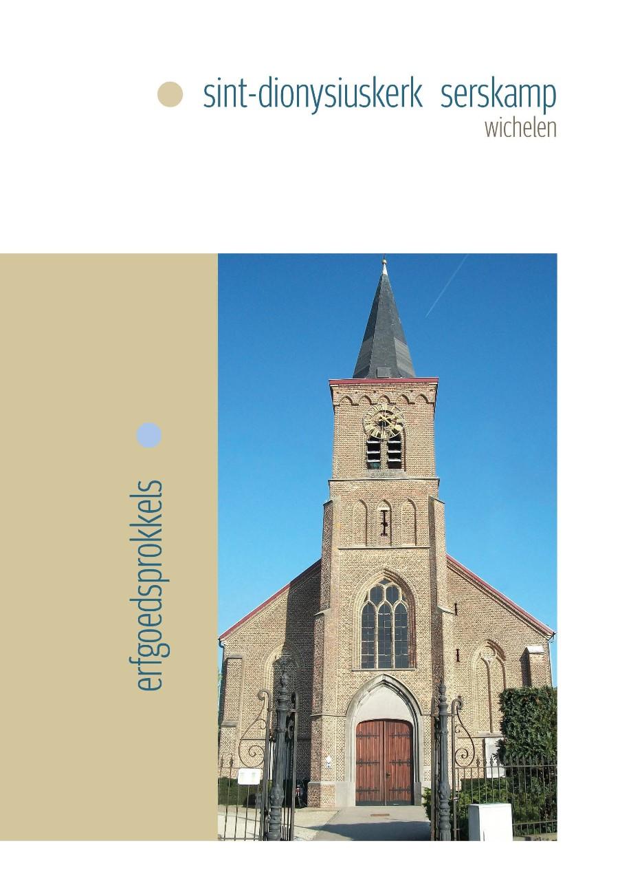 erfgoedsprokkel sint dyonysiuskerk serskamp wichelene