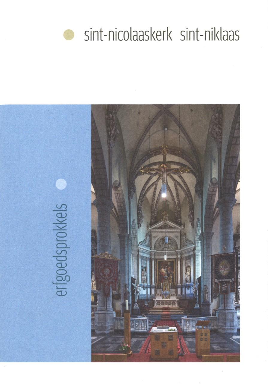 erfgoedsprokkel sint-nicolaaskerk sint-niklaas