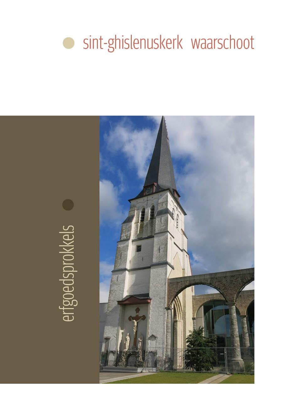 erfgoedsprokkel sint ghislenuskerk waarschoot