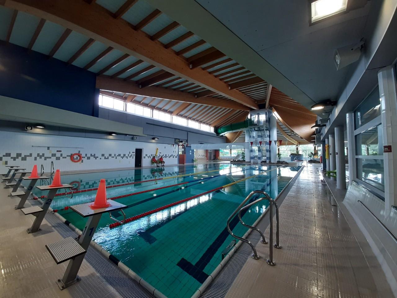 25m bad voor baantjeszwemmen