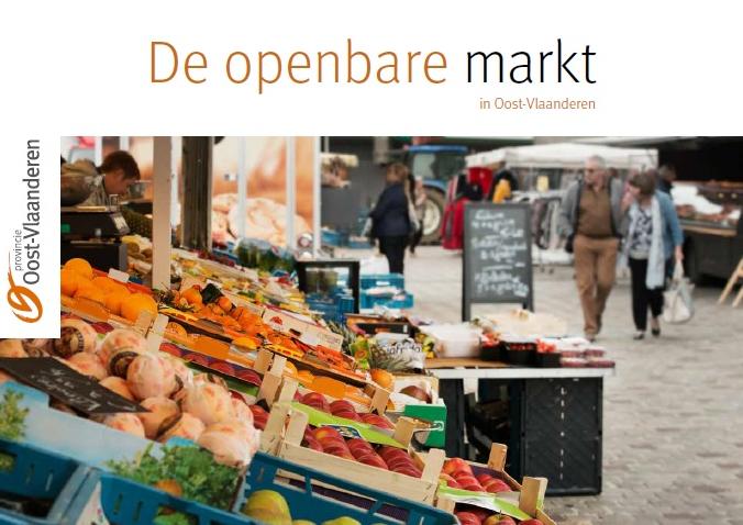 Cover brochure de openbare markt