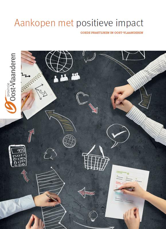 cover brochure aankopen met een positieve impact