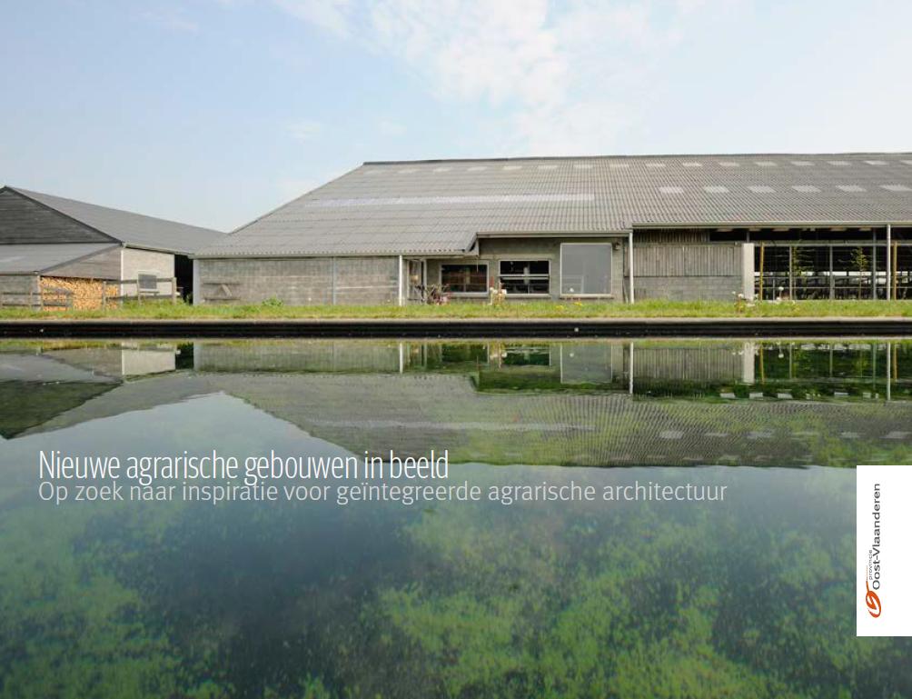 Brochure nieuwe agrarische gebouwen