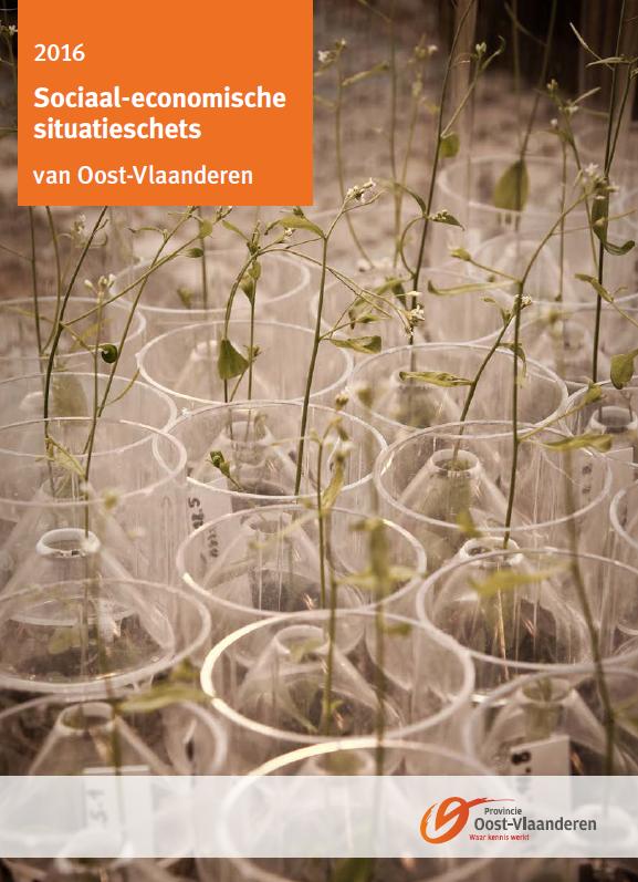 cover Brochure Sociaal-economische situatieschets 2016