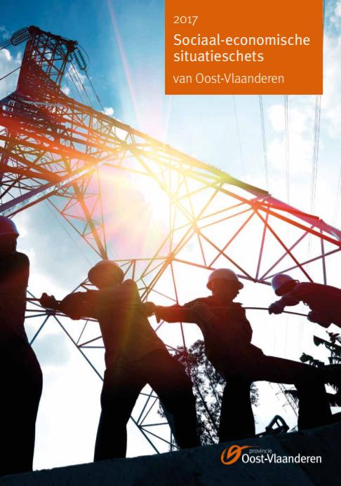 cover Brochure Sociaal-economische situatieschets 2017