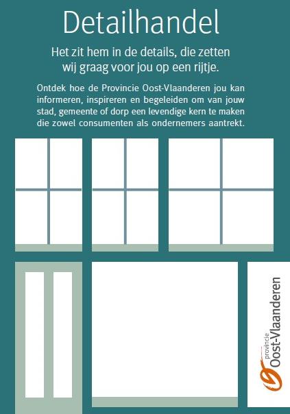 Cover brochure detailhandel
