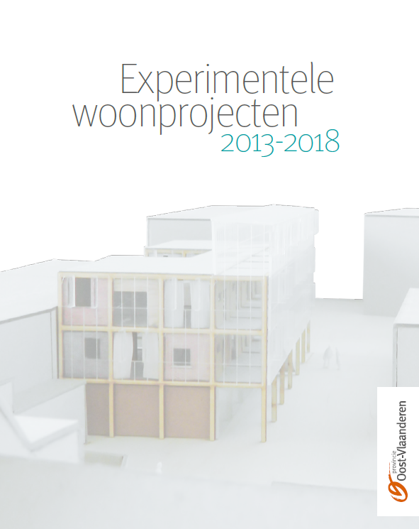 cover Brochure Experimentele woonrpojecten