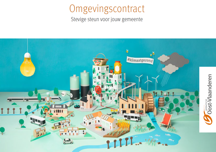 Cover brochure omgevingscontract