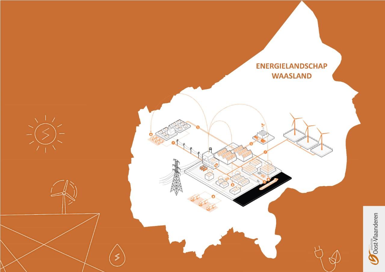 energielandschap waasland
